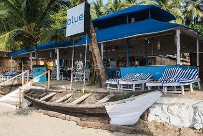 Cafe Blue Resort