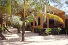 Diva Bungalows AC Sea View Bungalow Agonda Beach Goa.