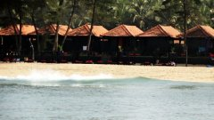 H2O Agonda Beach South Goa. -