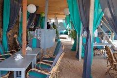Saffron Sands Agonda Restaurant Agonda Beach Goa.