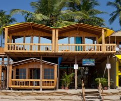Castle Cave Palolem Beach Goa -