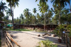Club Palolem Resort View Palolem Beach Goa.
