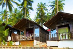 Green Park Resort Palolem Beach Luxury Beachfront Huts -