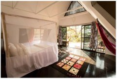 La La Land  Cottage 1 Bedroom Interior Patnem Colomb Beach