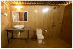 La La Land Family Cottage 1 Bathroom Patnem Colomb Beach