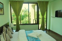 Palolem Garden Estate 2BHK Bedroom Palolem Beach Goa