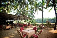 12. Agonda Palace Resort_Riverview Restaurant -