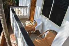 The Village Resort Palolem AC Deluxe Double Room Balcony -