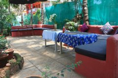 The Village Resort Palolem Sitting Area -