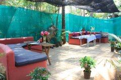The Village Resort Palolem Sitting Area 2 -