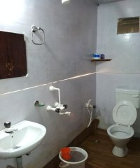Saturn Cottages Bathroom Agonda Beach South Goa.