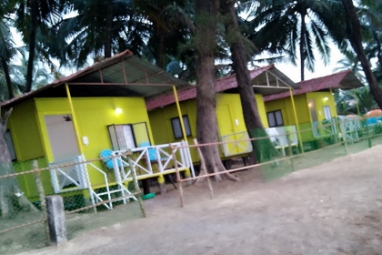 Matashree Beach Huts