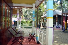 Golden Dreams Non Sea View Premium Cottage Balcony View Patnem Beach South Goa.