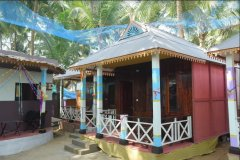 Golden Dreams Non Sea View Premium Cottage  Patnem Beach South Goa.