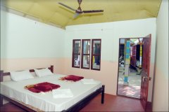 Golden Dreams Non Sea View Premium Cottage Bedroom Patnem Beach South Goa.
