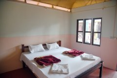 Golden Dreams Non Sea View Premium Cottage Bedroom View Patnem Beach South Goa.