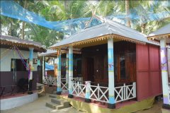 Golden Dreams Non Sea View Premium Cottage View Patnem Beach South Goa.