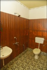 Golden Dreams Non Sea View Premium Cottage Bathroom Patnem Beach South Goa.