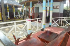 Golden Dreams Non Sea View Premium Cottage Balcony Patnem Beach South Goa.