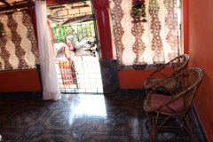 Cockerel Village House Balcony Sitting Area Colomb Beach Soutn Goa. -