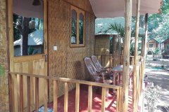 Big Chill Restaurant and Accommodation Standard Huts Gallery View Colomb Beach South Goa.