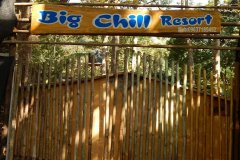 Big Chill Restaurant and Accommodation Colomb Beach South Goa.