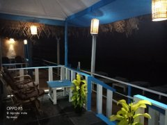 Ekaloka Beach Cottages Sea View King Size Room Balcony Agonda Beach  South Goa