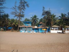 Ekaloka Beach Cottages Agonda Beach South Goa