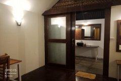 Royal Agonda Beach Cottages AC Sea View Premium Cottages Bathroom View Agonda Beach South Goa
