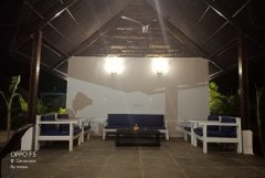 Royal Agonda Beach Cottages Sitting Area Agonda Beach South Goa -