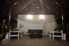 Royal Agonda Beach Cottages Sitting Area Agonda Beach South Goa