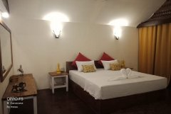 Royal Agonda Beach Cottages AC Sea View Premium Cottages Bedroom Agonda Beach South Goa -