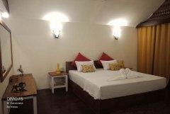 Royal Agonda Beach Cottages AC Sea View Premium Cottages Bedroom Agonda Beach South Goa