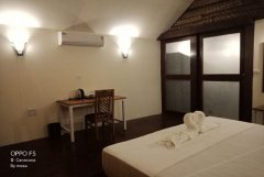 Royal Agonda Beach Cottages AC Sea View Premium Cottages Interior Agonda Beach South Goa -