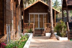Agonda Diva AC Garden View Villas Agonda Beach South Goa