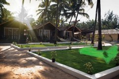 Agonda Diva View Of AC Garden View Villas Agonda Beach South Goa