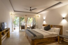 Crystal Goa Emerald Edition Superior King Room Patnem Beach South Goa