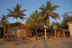 Salida Del Sol Patnem Beach South Goa.