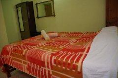 Salida Del Sol AC Cottage Room Bedroom View Patnem Beach South Goa.
