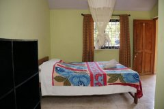 Salida Del Sol AC Cottage Room Bedroom Patnem Beach South Goa.