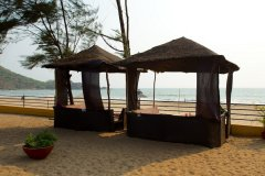 Rama Resort Agonda Beach, Goa - Chillout -