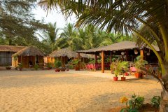Rama Resort Agonda Beach, Goa - Restaurant -