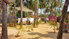 Art Resort View Palolem Beach Goa