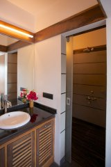 Dunhill Resort Agonda Beach Luxury Courtyard Annex Rooms Bathroom