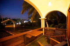Dunhill Resort Agonda Beach Luxury Courtyard Annex Rooms Balcony