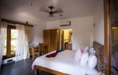 Dunhill Resort Agonda Beach Upper Luxury Courtyard Annex Rooms