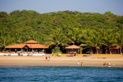 Dunhill Resort Agonda Beach Main View
