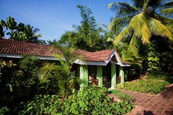 Dunhill ResortAgonda Beach AC Garden View Rooms -