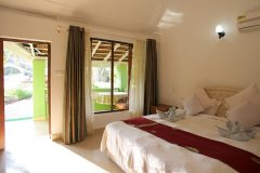 Dunhill Resort Agonda Beach AC Garden View Rooms