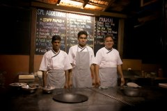 Dunhill Resort Agonda Beach Staff